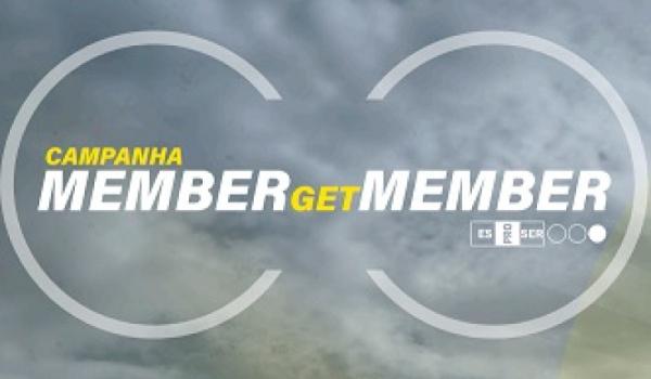 """Campanha """"Member get Member"""""""