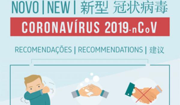 Informações - Coronavirus 19