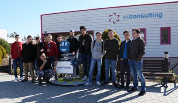 Visita de Estudo à Interecycling em Tondela e à Cerutil no Sátão