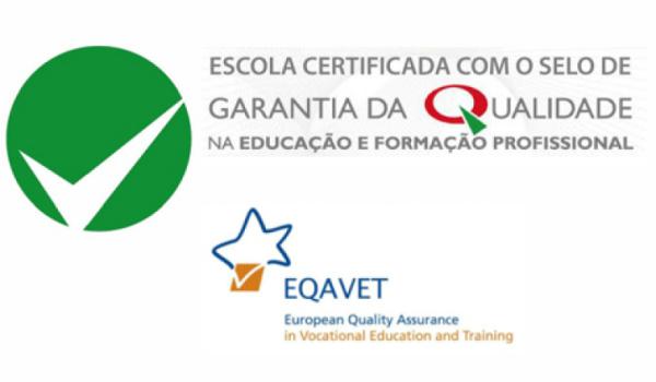 A ESPROSER foi certificada com o selo EQAVET
