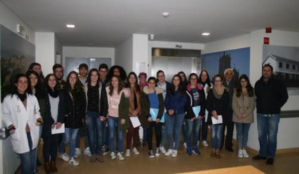 Visita de estudo ao Centro de Saúde de Sernancelhe e à Unidade de Cuidados Continuados de Sernancelhe