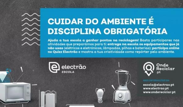 """ESPROSER participa no projeto """"Escola Eletrão"""""""
