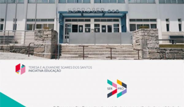 """A Escola Profissional de Sernancelhe assina acordo de cooperação com a """"Iniciativa Educação"""""""