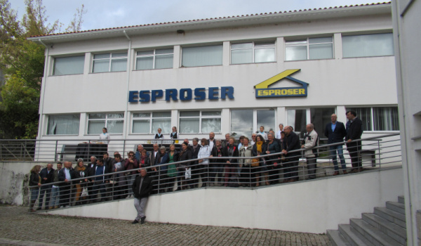 ESPROSER recebe a comunidade de Jacou