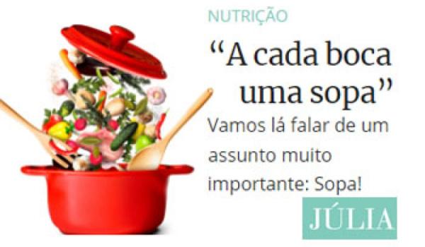 ESPROSER em destaque no blogue da apresentadora de TV Júlia Pinheiro