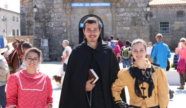 Feira Aquiliniana: uma viagem ao tempo de Aquilino Ribeiro, recriada pela ESPROSER